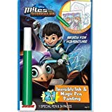 [ディズニー]Disney Miles From Tomorrowland Ready for Adventure 2 in 1 Invisible Ink & Magic Pen Painting MILE620 [並行輸入品]
