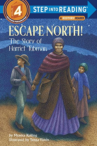 Escape North! The Story of Harriet Tubman (Step into Reading)の詳細を見る