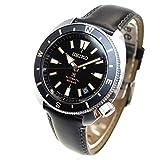 [セイコーウォッチ] 自動巻き腕時計 プロスペックス FIELDMASTER メカニカル SBDY103 メンズ ブラック