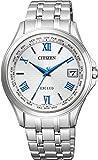 [シチズン]CITIZEN 腕時計 EXCEED エクシードエコ・ドライブ電波時計 日中欧米電波対応 ペア CB1080-52B メンズ