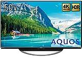 シャープ 4K対応液晶テレビ AQUOS 4T-C50AM1