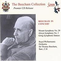 Beecham in Concert by MOZART / ALWYN / GRIEG (2008-06-17)