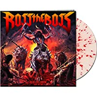 BY BLOOD SWORN (TOUR EDITION) [LP] (WHITE/RED BLOOD SPLATTER VINYL) [Analog]