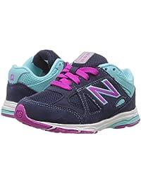 (ニューバランス) New Balance キッズランニングシューズ??スニーカー?靴 KJ888v1 (Infant/Toddler) Blue/Purple 7 Toddler (14.5cm) M