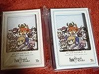 えいぷリヨとらんぷ 赤 青 セット FGO fate/grand order リヨ