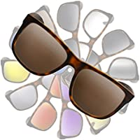 Sublime Optics Replacement Lenses for Ray Ban RB4165 Justin 54mm