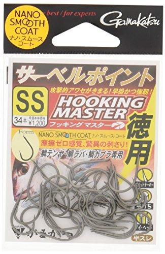 バラ 徳用 サーベルポイント フッキングマスター(NSC). 68531-SS