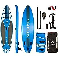 SUPボード sup インフレータブルサーフボード ソフトボード フィットネスやフィッシングに適したボード長320cm 幅81cm 厚15cm