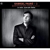 Piano Quintets Opp. 89 & 115 CD