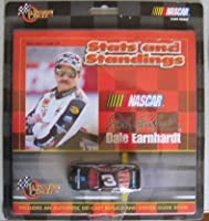Winner's Circle NASCAR Dale Earnhardt Stats & Standings Book 1:64 Car [並行輸入品]