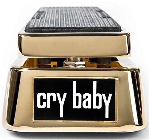 MXR GCB95G 50th Anniversary Gold Cry Baby Wah [並行輸入品]