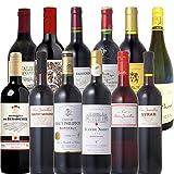 ボルドー 金賞 入り 全て フランス 赤ワイン 飲み比べ セット (750ml×12本)
