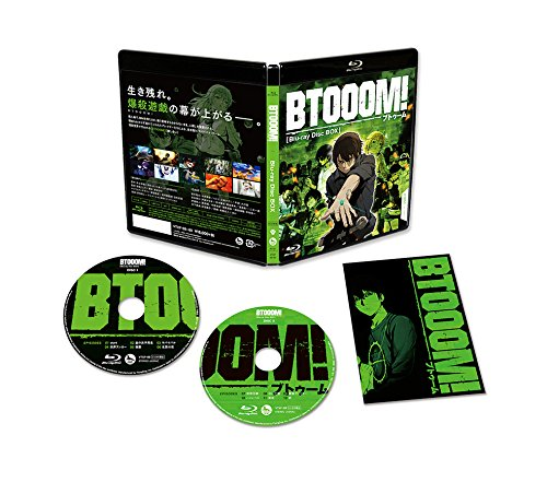 「BTOOOM!」Blu-ray Disc BOX