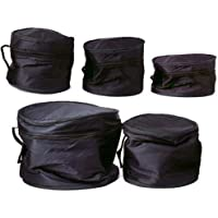 Stagg PBS-1 ECO/5 5 Piece Economy Drum Bag Set [並行輸入品]