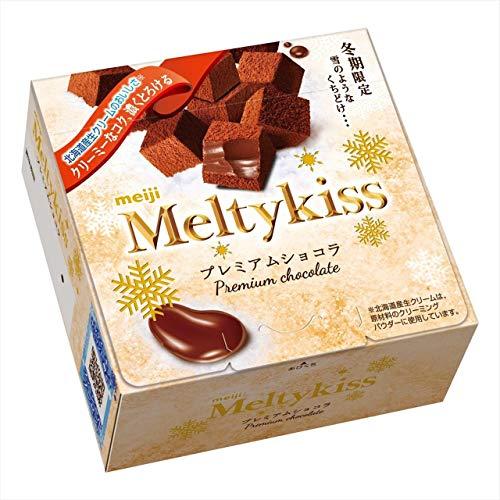 メルティーキッス プレミアムショコラ 5箱