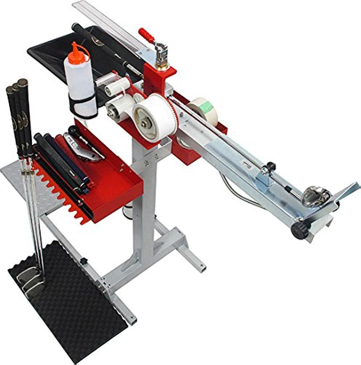 トランザクション計器フローティングGolf mechanix(ゴルフメカニックス) 工具 プロフェッショナル グリッピング ステーション