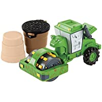 Fisher-Price Bob The Builder Mash & Mold Roley Sand Vehicle [並行輸入品]