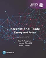 International Trade: Theory and Policy plus Pearson MyLab Economics with Pearson eText, Global Edition