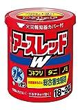 【第2類医薬品】アースレッドW [ゴキブリ・ダニ・ノミ用 18-24畳用 30g]