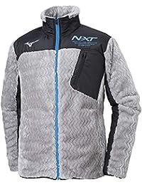 [Mizuno] トレーニングウェア N-XT フリースジャケット 32JE8661
