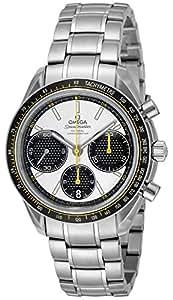 [オメガ]OMEGA 腕時計 スピードマスター ホワイト文字盤 コーアクシャル自動巻 クロノメーター 326.30.40.50.04.001-01 メンズ 【並行輸入品】