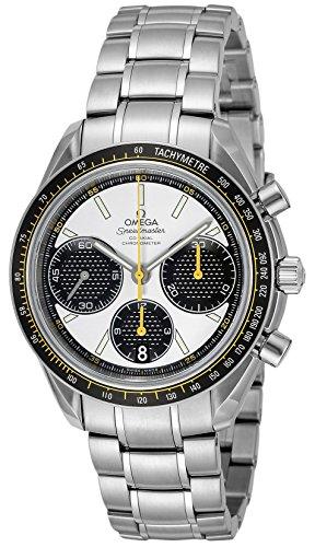 [オメガ]OMEGA 腕時計 スピードマスター ホワイト文字...