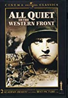 ALL QUIET ON THE WESTERN FRONT (1930)/ (FULL DOL)(北米版)(リージョンコード1)[DVD][Import]