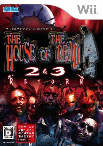 ザ・ハウス・オブ・ザ・デッド 2&3 リターン - Wiiの詳細を見る