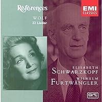 Wolf: 22 Lieder