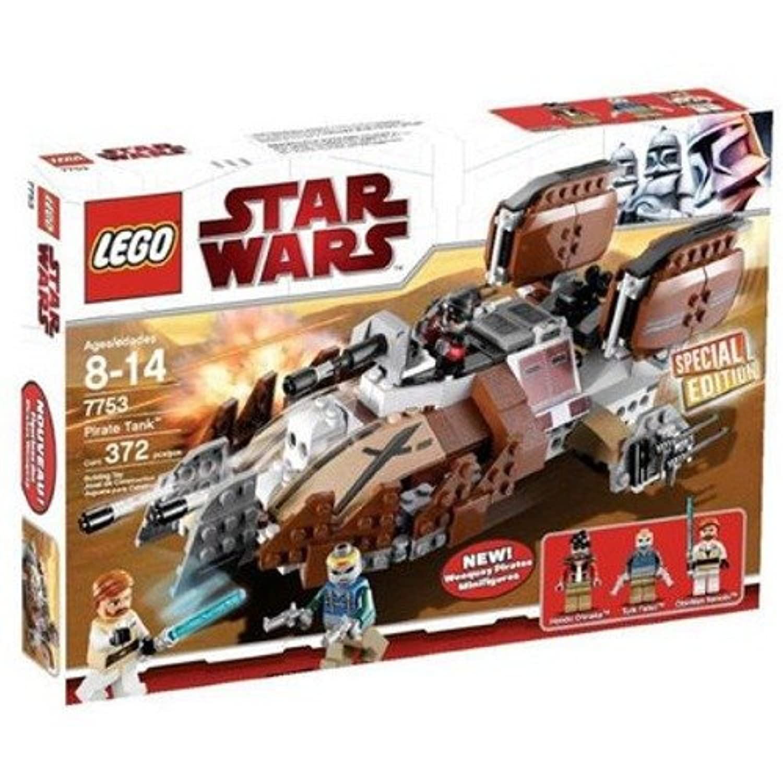 レゴ (LEGO) スター?ウォーズ パイレート?タンク (TM) 7753