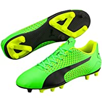 PUMA Men's Adreno Iii Fg Gg, Green, Football Boots