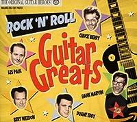 ROCK N ROLL GUITAR GREATS (IMPORT)