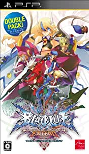 BLAZBLUE CONTINUUM SHIFT EXTEND ダブルパック