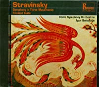 Stravinsky;Sym.in 3 Movemen