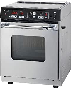 リンナイ 業務用卓上型ガス高速オーブン コンベック(プロパンガス用) 【涼厨】 RCK-S10AS-LP