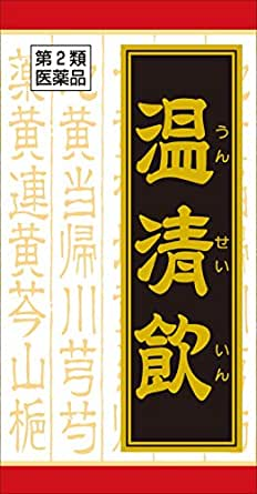 【第2類医薬品】温清飲エキス錠クラシエ 180錠