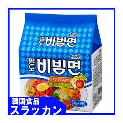 八道ビビン麺(5個入り) [並行輸入品]