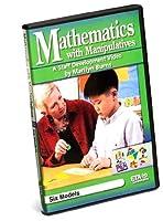 ETA hand2mind, Staff Development Video Series: Mathematics with Manipulatives by Marilyn Burns, Six Models DVD, (76477) [並行輸入品]