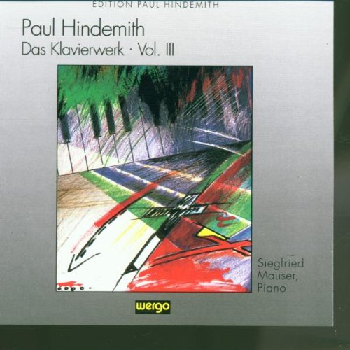 Hindemith:Piano Wks Vol.3