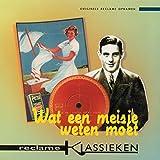Amstellied, Deel 1 & 2 (Reclame voor Amstel Bier)
