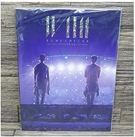 東方神起 TVXQ TOHOSHINKI 公式グッズ LIVE TOUR 2015 WITH ライブ写真集 フォトブック ユノ ユンホ チャンミン
