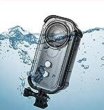 Taoric Insta360 ONE X 用(新しい)ケース 防水ケース ダイビングシェル(深さ30 M)