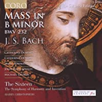 Bach - Mass in B minor by The Sixteen (2006-04-29)
