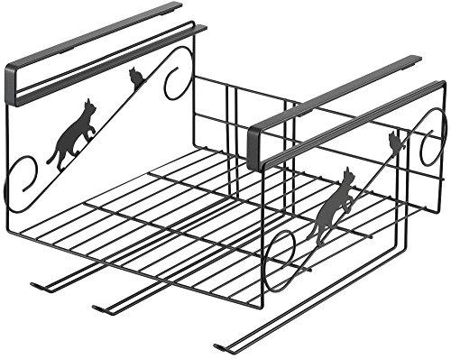 ネコの吊り戸棚下ラック 1305716