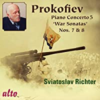 Prokofiev: Pian Concerto 5/Son