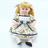 リボーンボディシリコーンビニール人形の目を開く赤ちゃん22インチ55センチメートル完全な生きている赤ちゃんリアルビニールベリー子供おもちゃの子供早い誕生日、特別、赤ちゃん、小道具