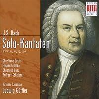 Solo Cantatas Bwv 169/54/82
