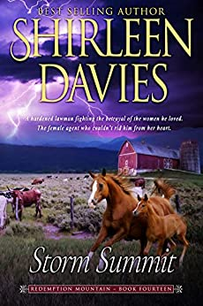 Storm Summit (Redemption Mountain Historical Western Romance Book 14) by [Davies, Shirleen]