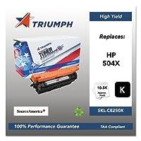 sklce250X–SKILCRAFTトナーカートリッジ–リサイクル品for HP ( ce250X )–ブラック