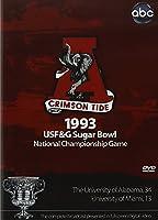 1993 Sugar Bowl Alabama Vs. Miami